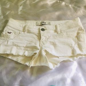 Hollister Jeans Shorts Size 26